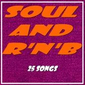 Soul and R'n'b (25 Songs) de Various Artists