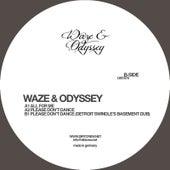 Please Don't Dance EP de Waze