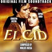 El Cid (Original Motion Picture Soundtrack) de Miklos Rozsa