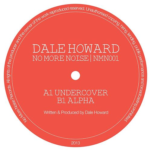 The Undercover by Dale Howard
