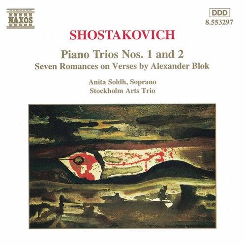 Piano Trios Nos. 1 and 2 / Seven Romances by Dmitri Shostakovich
