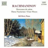 Nocturnes / Morceaux de salon by Sergei Rachmaninov