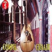 Compil chaabi, vol. 5 von Various Artists