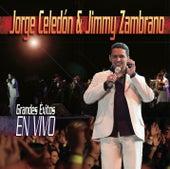 Grandes Exitos En Vivo by Jorge Celedón