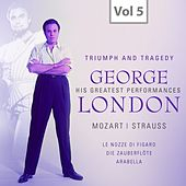 George London: Triumph and Tragedy, Vol. 5 by Various Artists