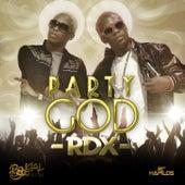 Party God - Single by RDX