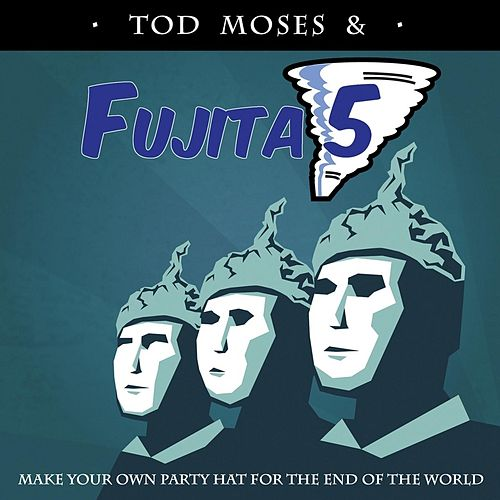 Make Your Own Party Hat for the End of the World by Tod Moses