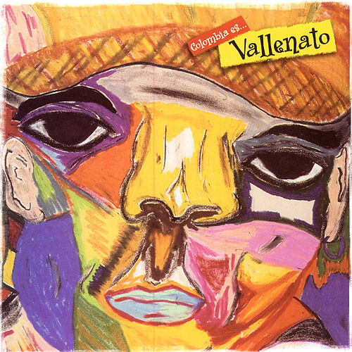 Colombia Es...Vallenato by Various Artists