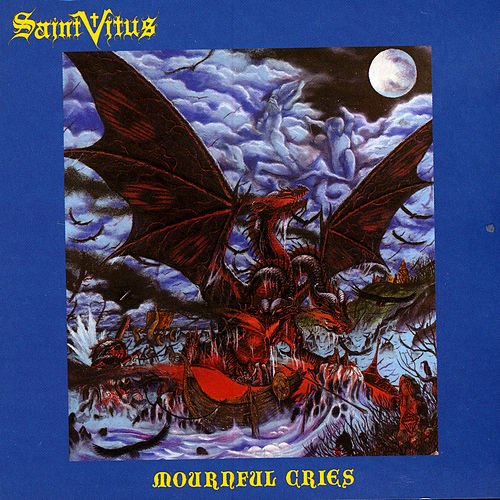Mournful Cries by Saint Vitus