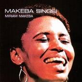 Makeba Sings! de Miriam Makeba