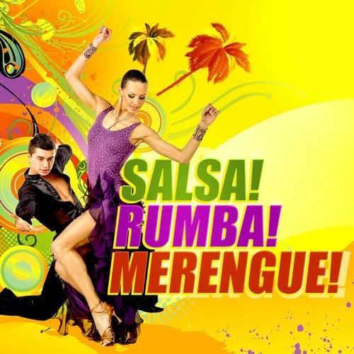 Salsa! Rumba! Merengue! by Various Artists