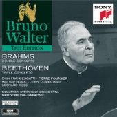 Brahms: Double Concerto in A Minor, Op. 102 - Beethoven: Triple Concerto in C Major, Op. 56 de Bruno Walter