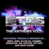 International Tech Dance Anthems Vol 1 - EP by Various Artists