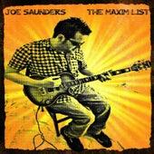 The Maxim List by Joe Saunders