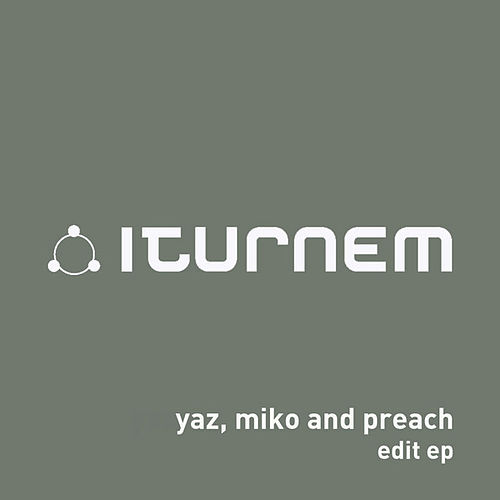 Edit EP by Yaz