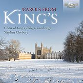 Carols from King's von Various Artists