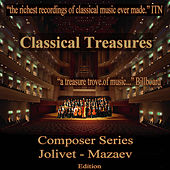 Classical Treasures Composer Series: Jolivet - Mazaev von Various Artists