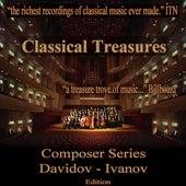 Classical Treasures Composer Series: Davidov - Ivanov de Various Artists