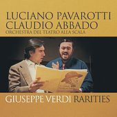Pavarotti - Verdi Rarities by Various Artists