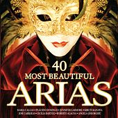 40 Most Beautiful Arias (international version) de Various Artists