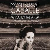 Montserrat Caballé. Zarzuela de Montserrat Caballé