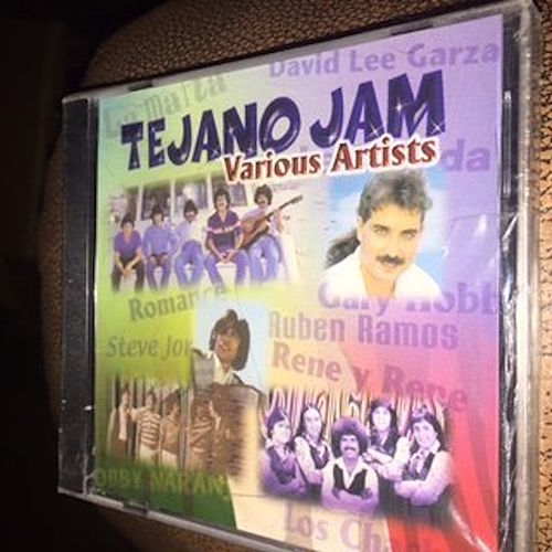 Tejano Jam by Various Artists