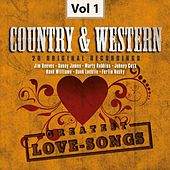 Country & Western, Vol. 1 (Greatest Love-Songs) de Various Artists