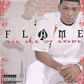 The Ace Of Spade by Flame