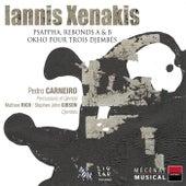 Xenakis: Psappha - Rebonds - Okho by Pedro Carneiro
