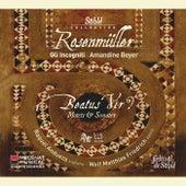 Rosenmuller: Beautus Vir by Various Artists