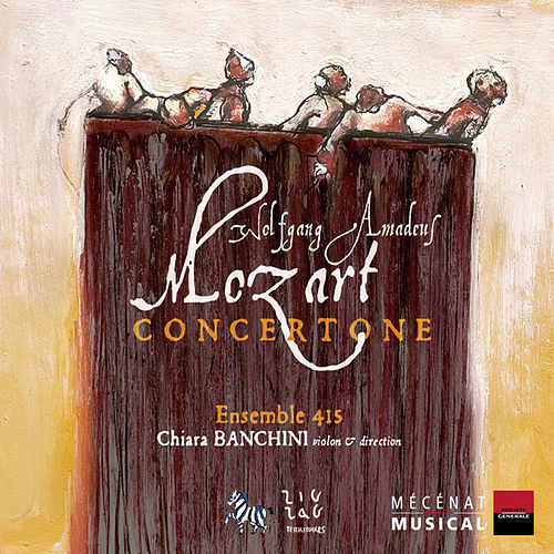 Mozart: Concertone by Ensemble 415