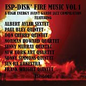 ESP-Disk Fire Music, Vol. 1 de Various Artists