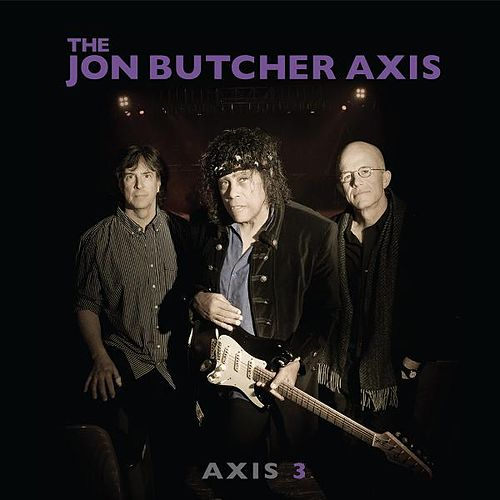 Axis 3 by Jon Butcher Axis