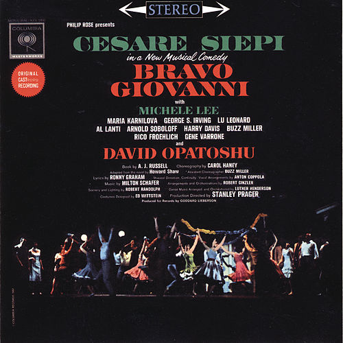 Bravo Giovanni by Various Artists