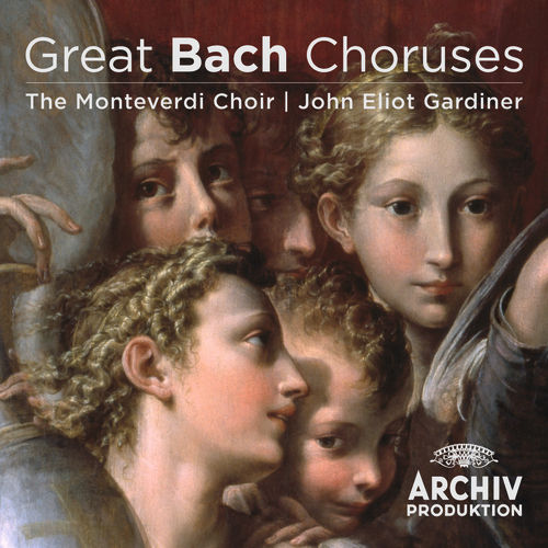 Great Bach Choruses by Various Artists