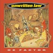 Oz Factor von Unwritten Law