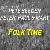 Folk Time de Various Artists