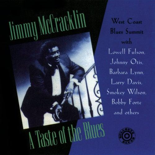 A Taste Of The Blues by Jimmy McCracklin