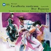 Mascagni/Leoncavallo: Cavalleria & Bajazzo by Rudolf Schock