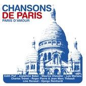 Paris D'amour - Chansons De Paris de Paris D'amour - Chansons De Paris