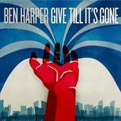 Give Till It's Gone de Ben Harper
