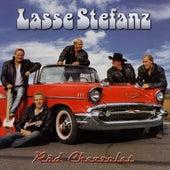Röd Chevrolet de Lasse Stefanz
