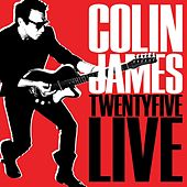 Twenty Five Live de Colin James