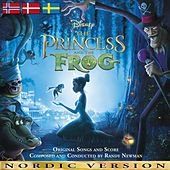 The Princess & The Frog by Various Artists