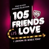 105 Friends In Love di Various Artists
