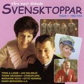 Våra mest älskade svensktoppar, Vol. 1, 1962-1965 von Blandade Artister