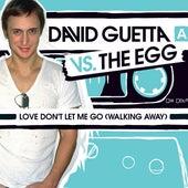 Love Don't Let Me Go (Walking Away) van David Guetta