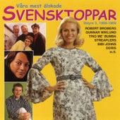 Våra Mest Älskade Svensktoppar Volym 3, 1968-1969 von Blandade Artister