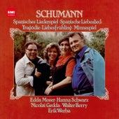 Schumann: Lieder von Edda Moser