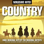 Massive Hits!: Country by Various Artists